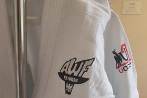 Haftowanie strojów do judo
