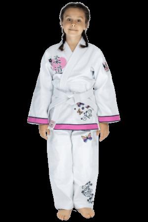 Najlepsza judoga dla dzieci
