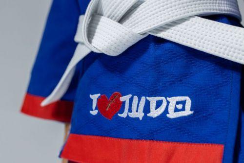 Niebieska judoga dla chłopców