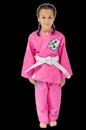 Różowa, niespotykana judoga