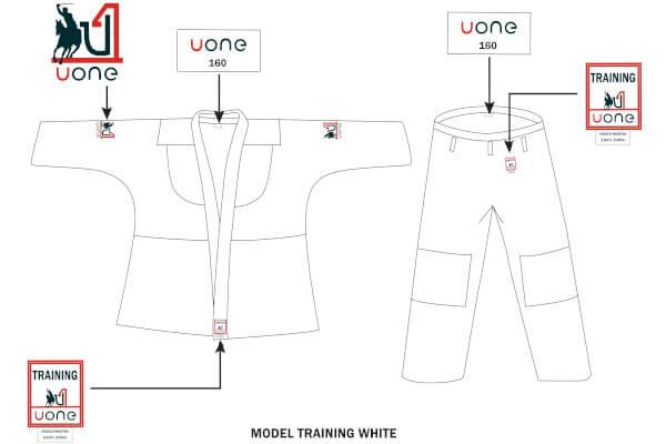 Nowy produkt marki Uone - judogi