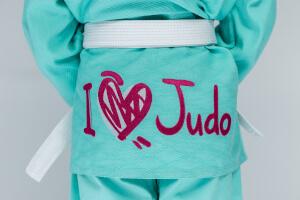 judogi kolorowe uone