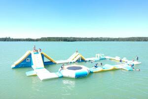 Wodny plac zabaw w Polsce