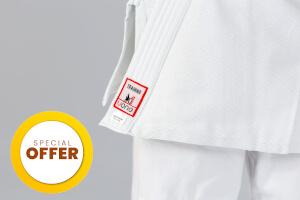 Wyprzedaż strojów do judo marki Uone