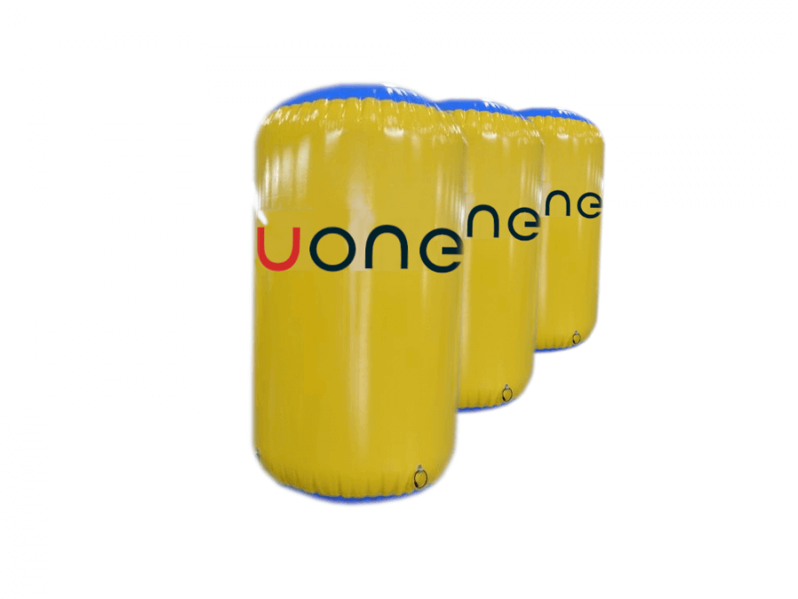 Pompowane tuby i boje marki Uone